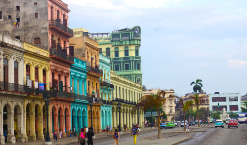 ARCHITECTURE OF CUBA (8-Day Trip)